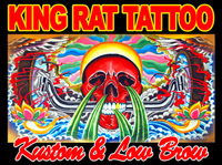 KING RAT TATTOO